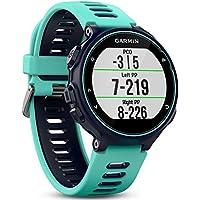 Garmin Forerunner 735XT GPS Avanzato Cardio da Polso Blu / Ghiaccio Fascia HRM-Run Bundle 010-01614-16