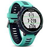 Garmin Forerunner 735XT GPS Multisport and Running Watch with Heart Rate Monitor - Midnight Blue/Frost Blue