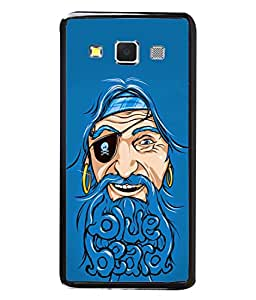 Fuson Designer Back Case Cover for Samsung Galaxy A5 (2015) :: Samsung Galaxy A5 Duos (2015) :: Samsung Galaxy A5 A500F A500Fu A500M A500Y A500Yz A500F1/A500K/A500S A500Fq A500F/Ds A500G/Ds A500H/Ds A500M/Ds A5000 (one bad partner in the lives truily )