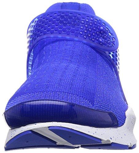Nike Sock Dart Se, Chaussures de Sport Homme Bleu - Azul (Racer Blue / Racer Blue-White)
