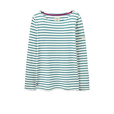 JOULESNew Autumn 2016 Hope Stripe French Navy HARBOUR Top (V)