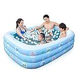 Inflatable bathtub Aufblasbare Badewanne Baby Kinder aufblasbare Badewanne Schwimmbad, Haushalt Erwachsene Kinder Spielen Wasserbad, zusammenklappbare aufblasbare Badewanne mit Elektrischer Pumpe