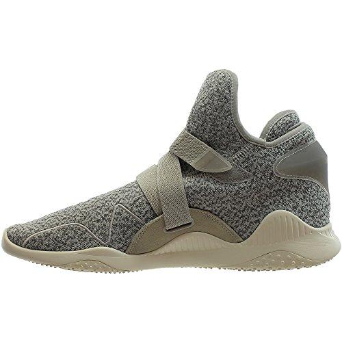 PUMA Men s Mostro Sirsa Elemental Gray Violet Steel White Ankle-High Fashion Sneaker - 12M