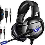 Best Gaming Microphones - ONIKUMA Gaming Headset for PS4, Xbox One, PC Review