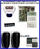 TC116- WETTERFEST GARTEN, DIE EINFAHRT, GARAGE, EINBRUCHALARM OUTBUILDING PERIMETER DIALER GSM ALARMANLAGE mit ALARM