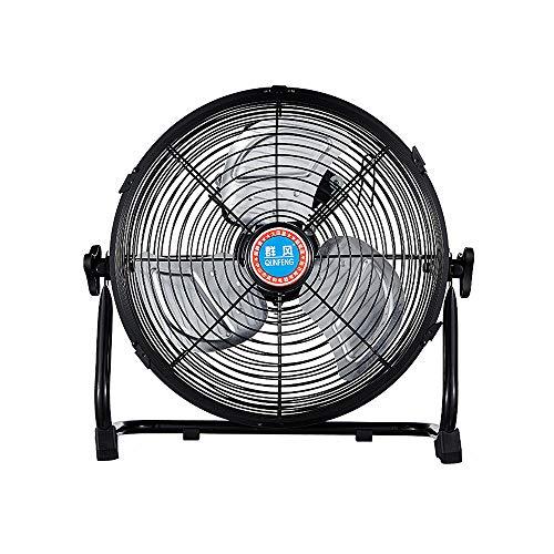 Fan Fan Ventilador Ventilador Industrial Ventilador eléctrico Potente Ventilador de Piso de...
