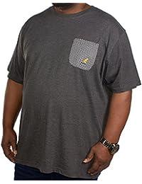 Kangol - T-shirt - Homme noir noir XXL