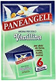 Paneangeli Vanillina Pura - 10 confezioni da 6 pezzi da 0.0005 kg [60 pezzi, 30 g]