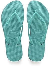 5409c5a47a0610 Havaianas Slim Flip Flops New Ladies Shoes