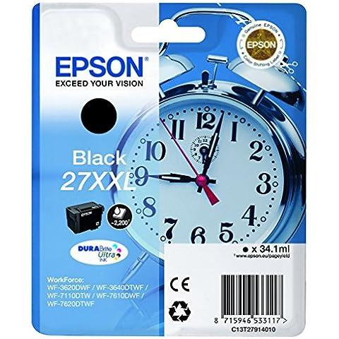 Epson C13T27914010 - Cartucho de tinta, negro