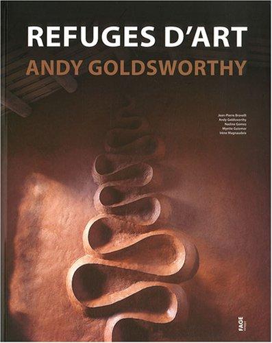 Refuges d'art (1DVD) par Andy Goldsworthy