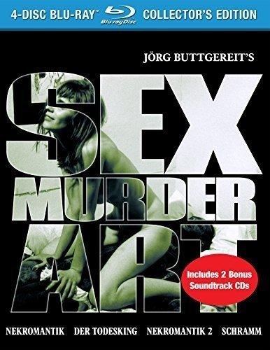 Sex Murder Art: The Films Of Jorg Buttgereit [Blu-ray]
