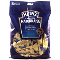 Heinz Sachets Mayonesa - 50 x 12GM