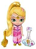 Mattel DRC92 Shimmer e Shine Bambola base Dschinni con costume Leah