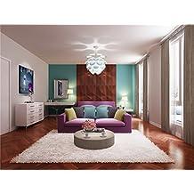 c16841b040 Alfombra blanca piso de madera sala de fondo de la fotografía de fondo  impresas por computadora