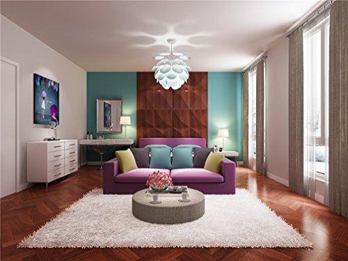 Alfombra blanca piso de madera sala de fondo de la fotografía de fondo impresas por computadora vinilo backdrops 2 * 1.5m