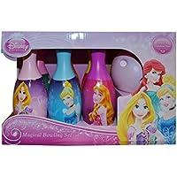 Disney Princess 'Royal Friends' 7 Piece Bowling Set Plastic Toy