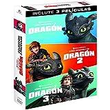 Pack 1 + 3: Cómo Entrenar A Tu Dragón