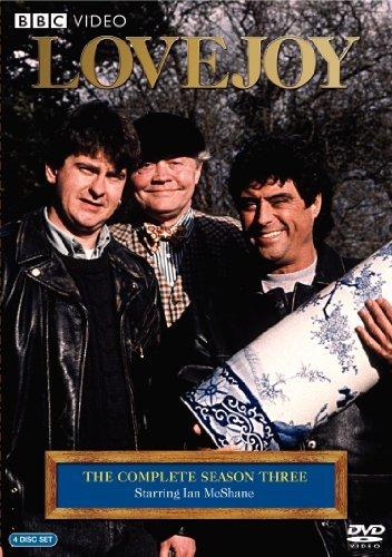Lovejoy - The Complete Season 3 by Ian McShane