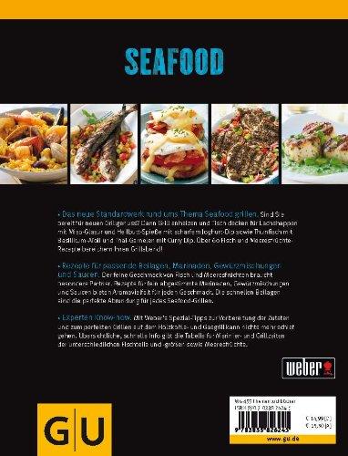 Weber's Seafood: Die besten Grillrezepte (GU Weber's Grillen) - 8