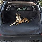 Smartspec auto tronco di cane/Pet impermeabile per bagagliaio con nuovo flap cover tappetino universale Fit SUV auto furgone antiscivolo Lavabile