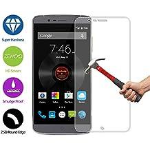 ZeWoo Protector de pantalla de vidrio templado para Elephone P8000 (5.5 pulgadas) ultra duro 9H *2.5D con un espesor de 0,33 mm