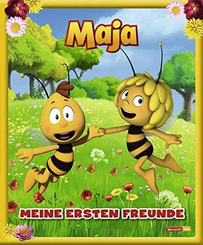 Biene Maja Kindergartenfreundebuch: Meine ersten Freunde