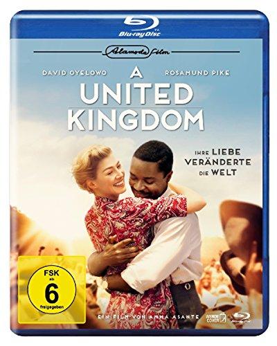 A United Kingdom - Ihre Liebe veränderte die Welt [Blu-ray] Preisvergleich