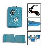 Insulinpumpe Universal Tasche Value Pack - Kawaii Haustiere