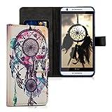 kwmobile Hülle für HTC Desire 820 - Wallet Case Handy