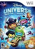 Disney Universe (Nintendo Wii) (NTSC)