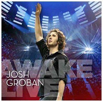 Awake Live CD/DVD by Josh Groban