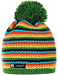 Unisex Beanie Hat Woolly Winter Hats For Men And Women Hats Ski Sky Pom Pom Bobble Twister 30