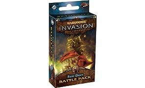 Warhammer Invasion: Fiery Dawn Battle Pack