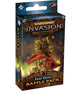 Warhammer - Juego de cartas, para 2 jugadores (Fantasy Flight Games FFGWHC21) (importado)