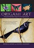 Image de Origami Art: 15 Exquisite Folded Paper Designs from the Origamido Studio