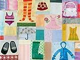 Oopsy Daisy Color Me von Maria Carluccio Leinwand Wand Art, 24von 18