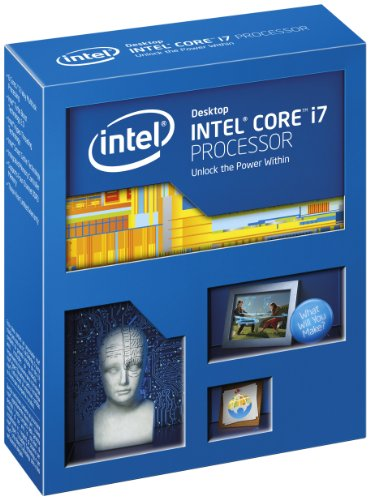 Best Intel Core i7 4960X Extreme Hex Core CPU (Retail, Socket 2011, 3.60GHz, 15MB, 130W) Discount