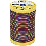 Cotton Machine Quilting Thread Multicolor 225yd-Over The Rainbow