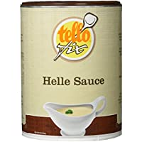 tellofix Helle Sauce , 1er Pack (1 x 400 g Packung)