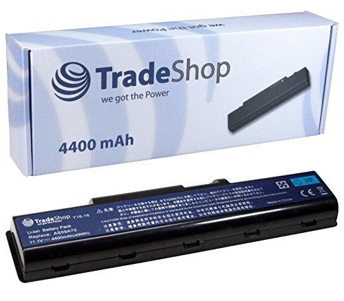 Hochleistungs Akku 4400mAh für Packard Bell EasyNote TJ-78 TJ66 TJ66-DT-572SP (LX.BFH02.002) TJ66-CU-224A (LX.B7702.001) TJ66 (MS2273) TJ66-CU-006 (LX.B770X.001) Acer eMachines D520 D525 D725 G430