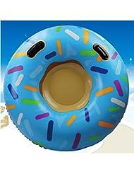 DONG Inflador / anillo / anillo de esquí de natación / grueso / frío , coffee