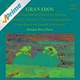 Granados: Piano Music, Vol. 6 - Enchanted Palace In The Sea / Elisenda's Garden