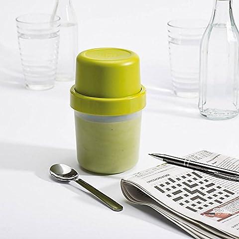 Joseph Joseph GoEat Compact 2-in-1 Soup Pot, Green