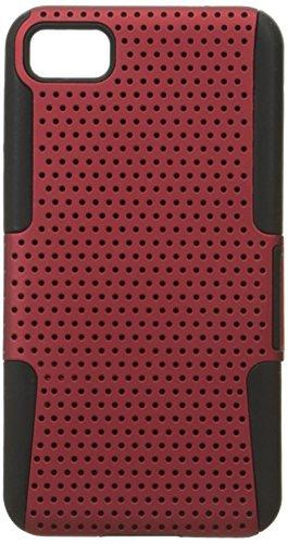 Eagle Cell Progressive Hybrid-Schutzhülle für BlackBerry Z10 (TPU), schwarz/red Red Blackberry Faceplates