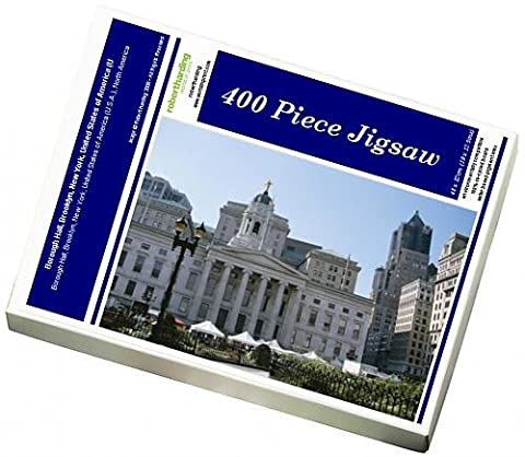 Photo Jigsaw Puzzle of Borough Hall, Brooklyn, New York, United States of America (U