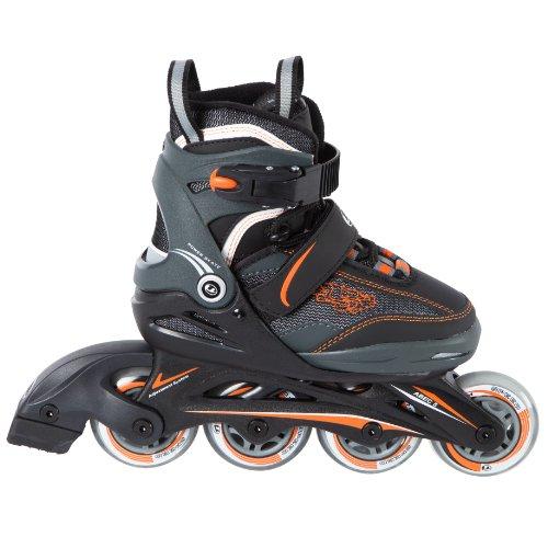 ultrasport-rollers-u-turn-pour-enfants-adolescents-taille-rglable-noir-orange-taille-32-36