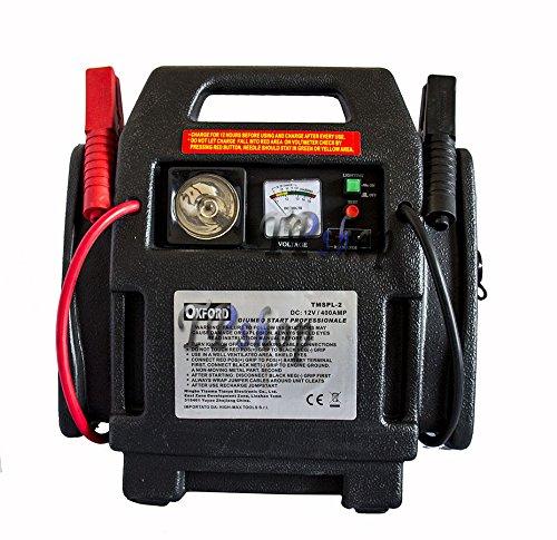 Avviatore portatile auto 12v jump giumbo start 300psi compressor camper moto