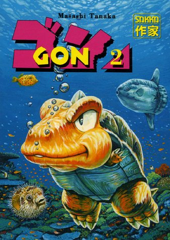 Gon - 2eme edition Vol.2