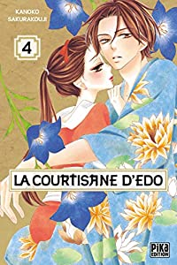 La courtisane d'edo Edition simple Tome 4